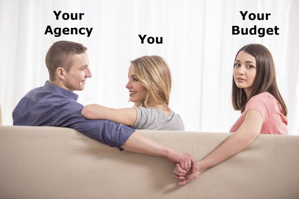 Digital agency is cheating on you