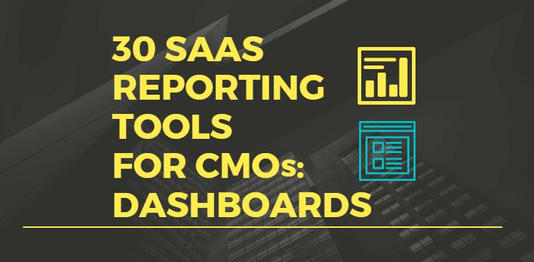 Marketing reporting tools