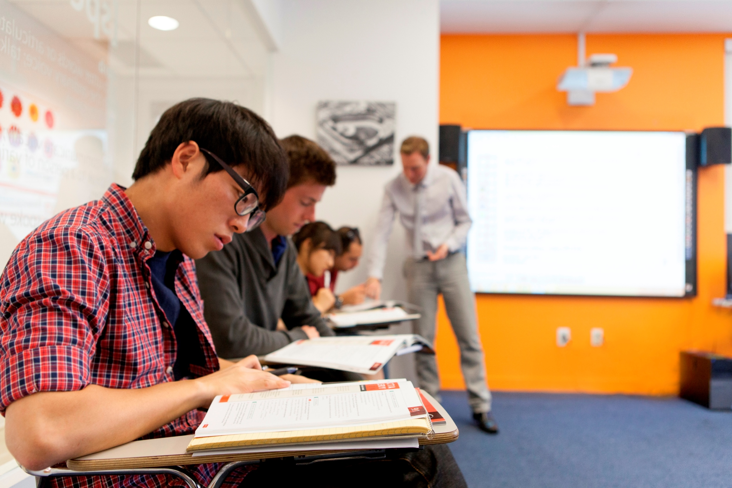 EC school in New York