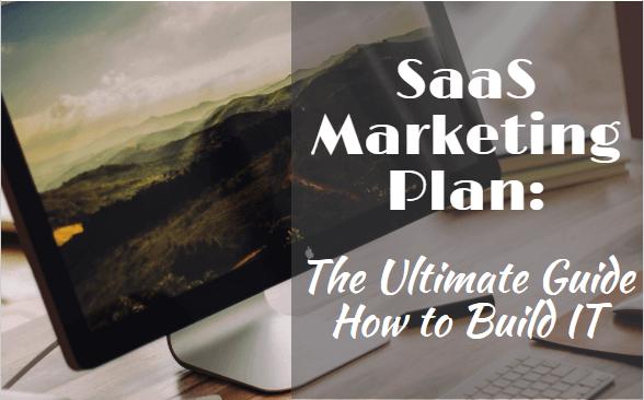 SaaS Marketing Plan - featured Image