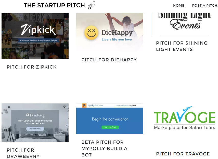 startuppitch