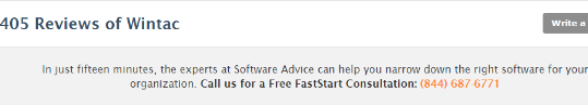 Software Advice - software review and recommendation platform.