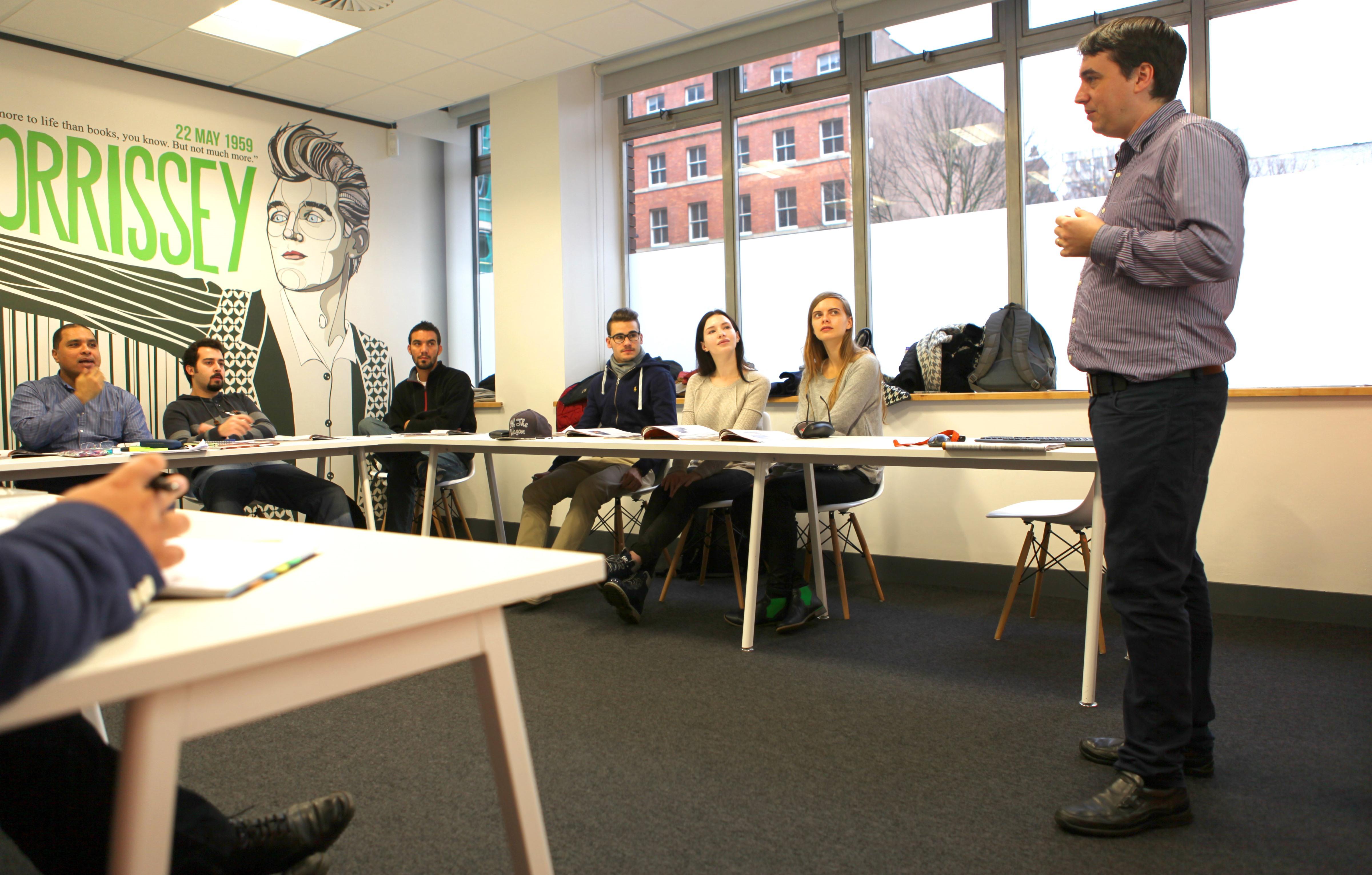 EC school in Manchester