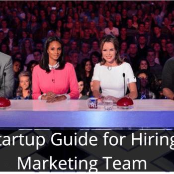 Hiring a marketing team featured